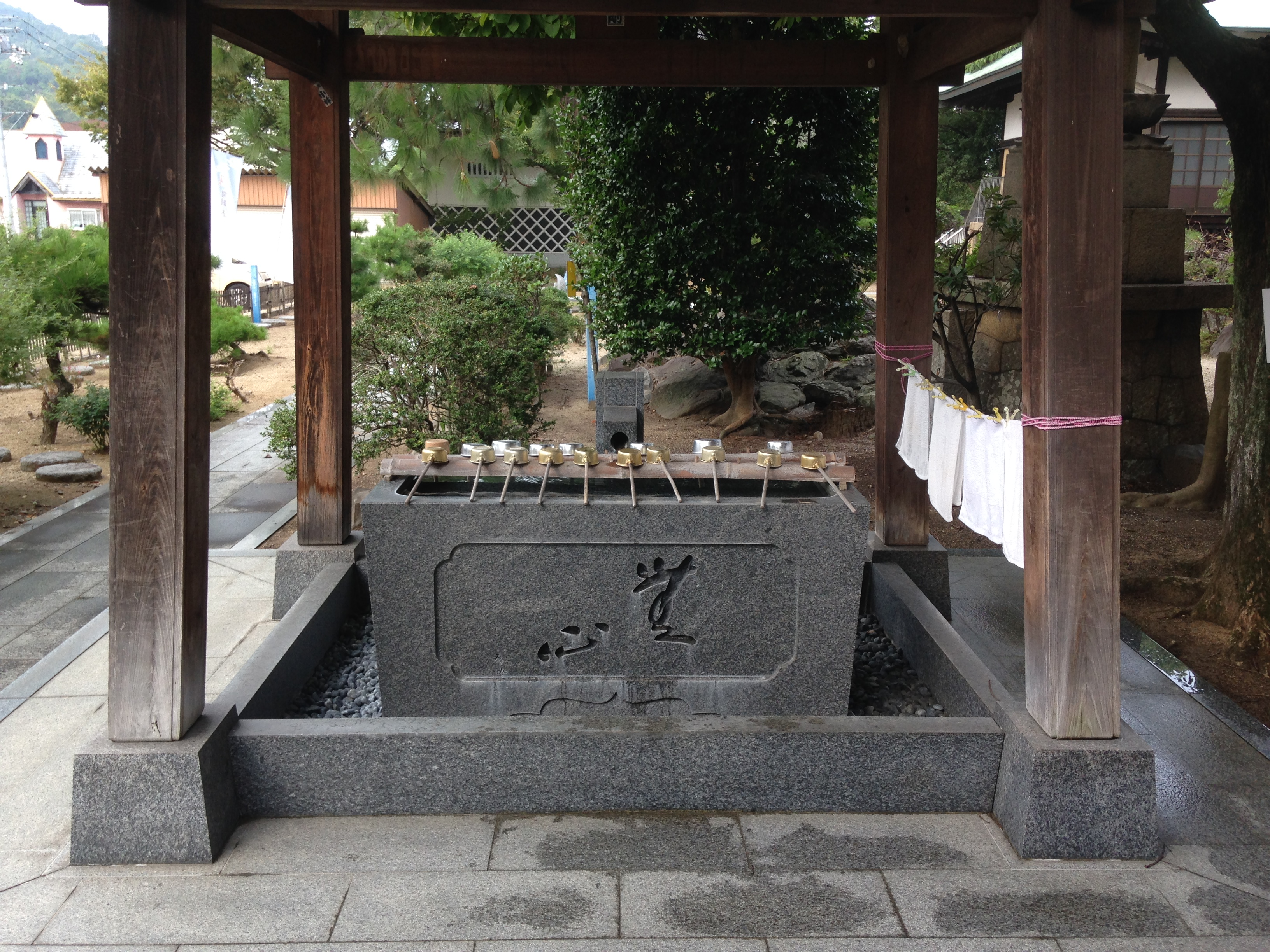 寺院の参拝方法